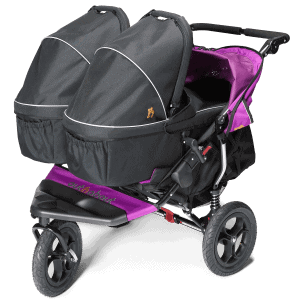 Nipper Double Carrycot Adapter 2