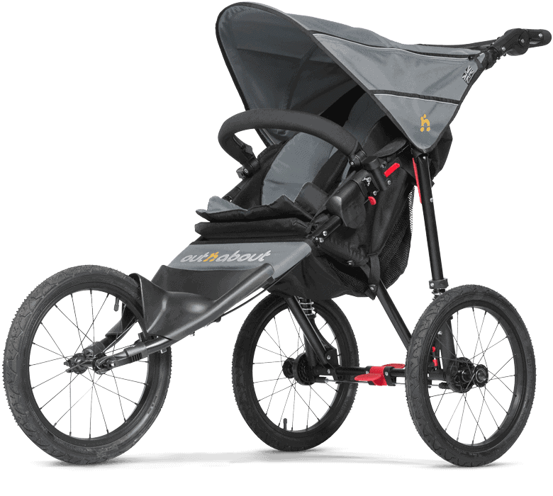 Out N About Little Nipper Childs Urban 3 Wheel Buggy Pram Pushchair