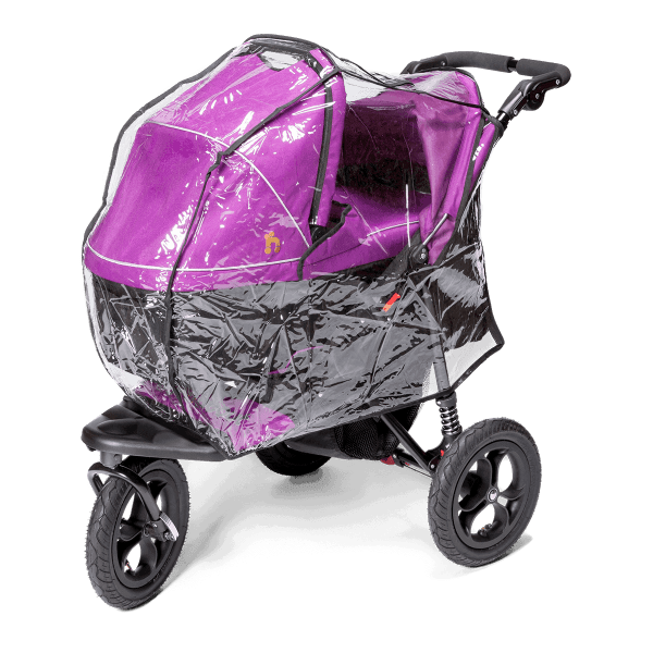 Nipper Single Carrycot XL Raincover
