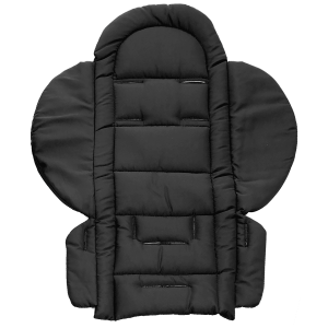GT Quilted Seat Liner - Raven Black