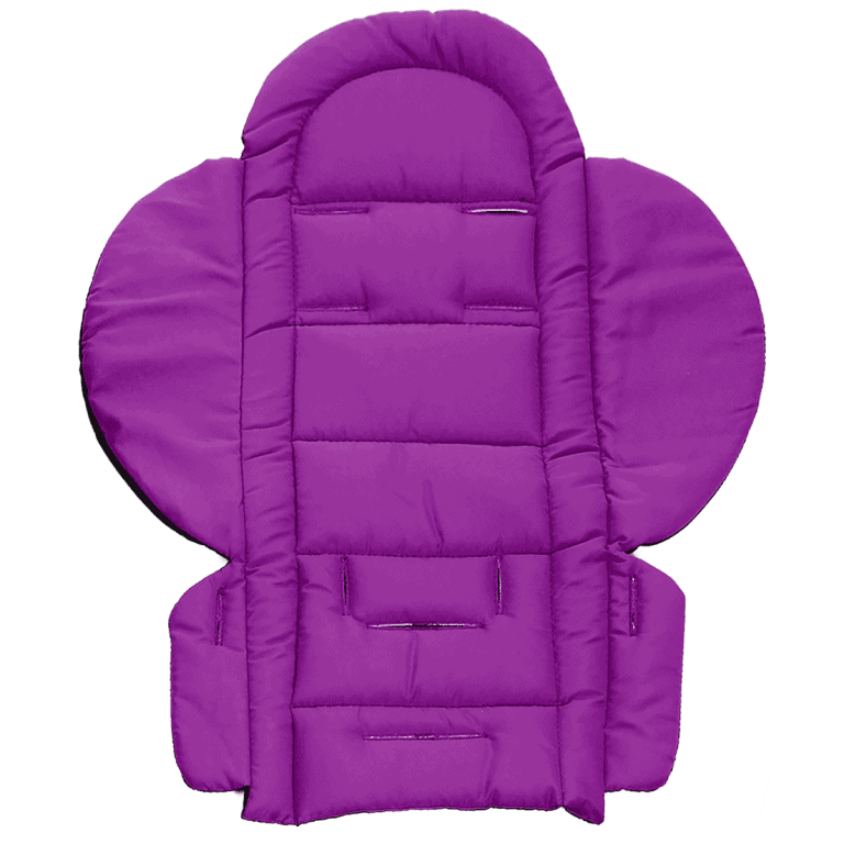 GT Quilted Seat Liner - Purple Punch