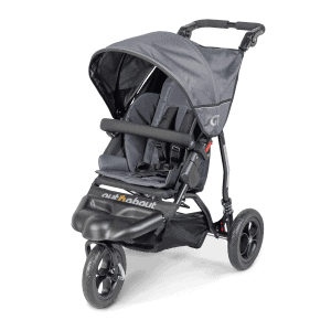 Out'n'About GT Buggy in Steel Grey
