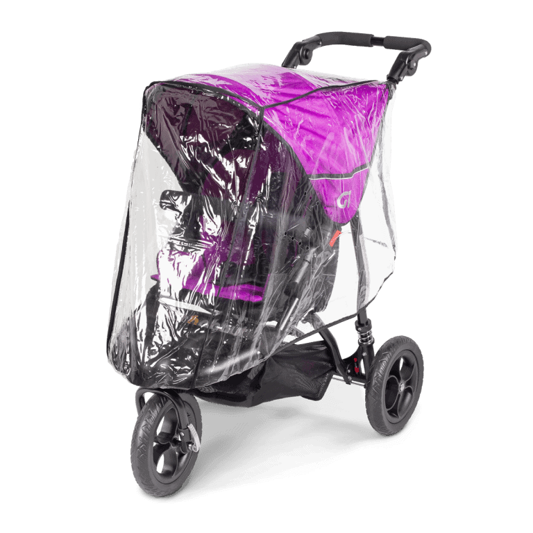Out'n'About GT Buggy in Purple Punch - with Raincover