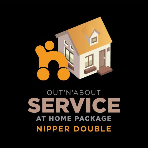 Service your buggy at home pack – Nipper Double